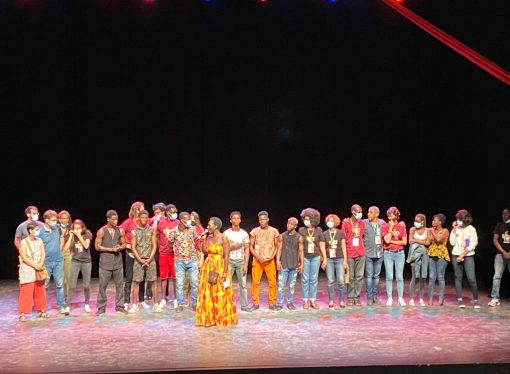 Les Rencontres Internationales du Cirque d'Abidjan – LFCI N°26 du 8 avril 2021
