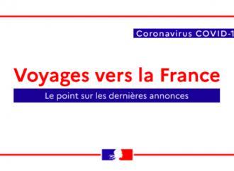 Français de l'étranger, nouvelles restrictions pour entrer en France – LFCI N°28 du 6 mai 2021