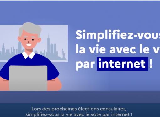 Tutoriel Vote par internet – LFCI N°29 du 20 mai 2021